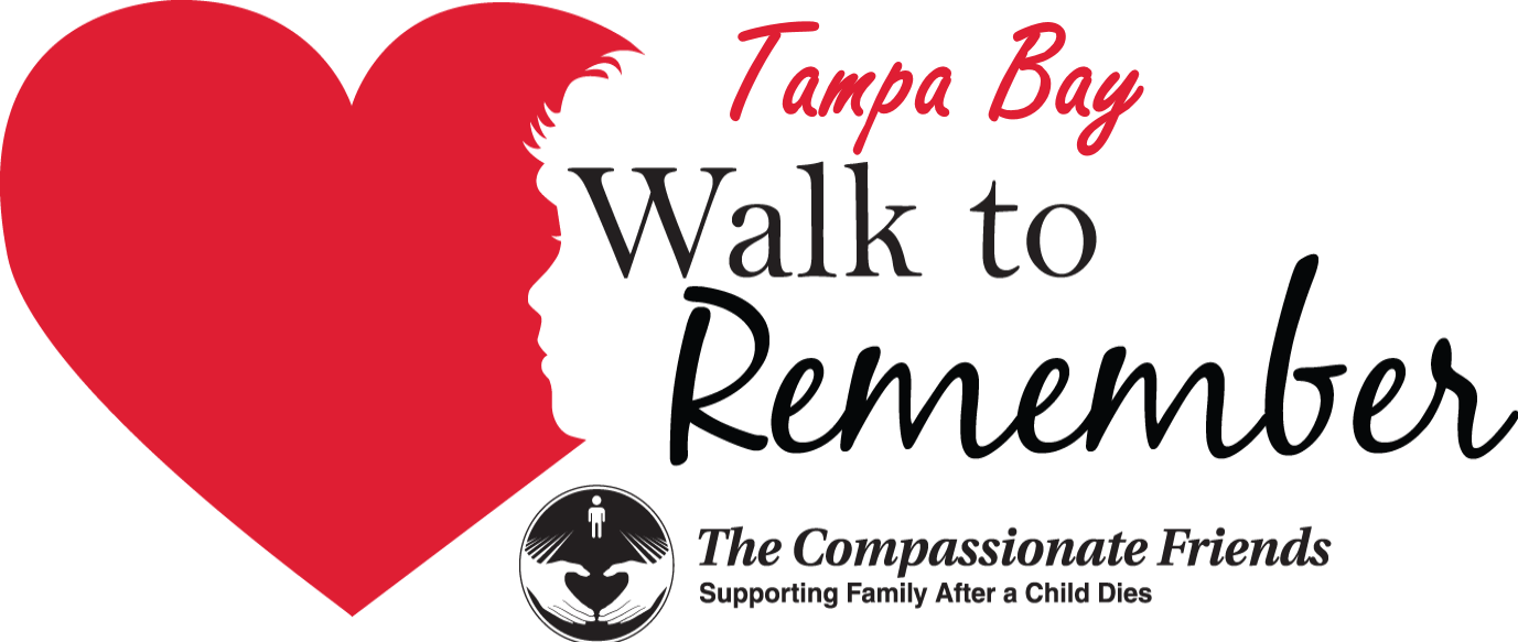 "alt=""Compassionate Friends Tampa bay Walk To Remember"""